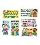 Good Manners & Hygiene Classroom Display Pack