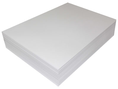 Cartridge Paper - A1 - 594 x 841mm - 100gsm - Pack of 125