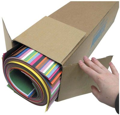 Activity Paper - Assorted - 60 x 91cm - Pack of 50