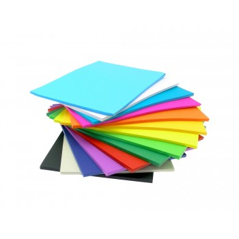 Vivid Card Class Pack - A4 - Assorted - Pack of 500