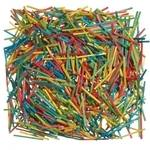 Matchsticks - Assorted - Pack of 1000