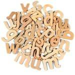 Wooden Letters - Lower Case - 30-50mm - Pack of 55