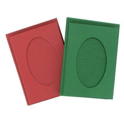 Red & Green Greeting Card Blanks - Assorted - Pack of 36