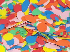 Foam Shapes - Assorted - Pack of 200
