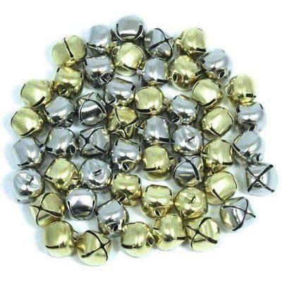 Jingle Bells - Gold  & Silver - 100g