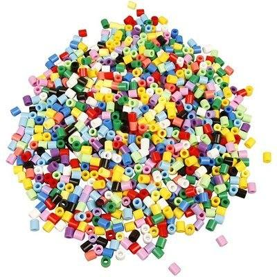 Maxi Hama Beads - Bright Assorted Refill Pack - Pack of 500