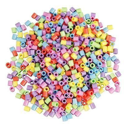 Midi Hama Beads - Pastel Assorted Refill Pack - Pack of 3000