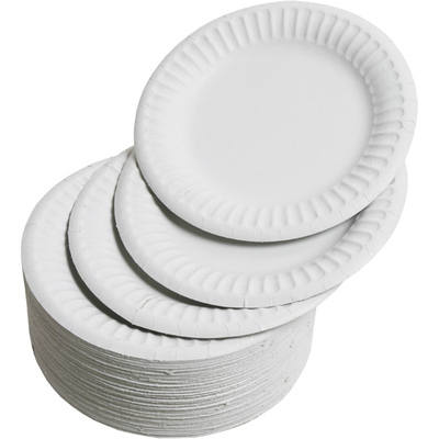 Paper Plates - 23cm - Pack of 30