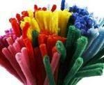 Pipe Cleaners - 30cm - Assorted - Pack of 100