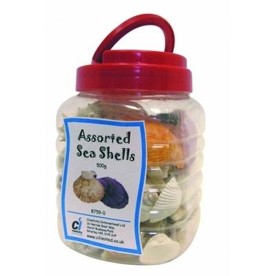 Shells - Assorted - 500g