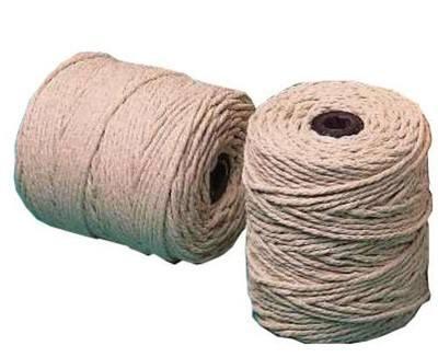 String - White Cotton - 150m