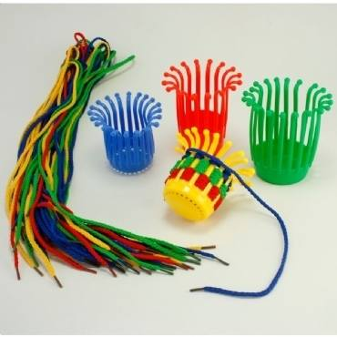 Lacing Baskets - Assorted - Pack of 10