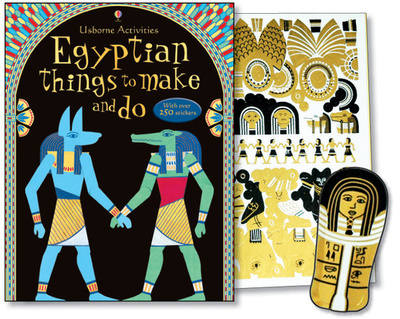 Egyptian Things To Make And Do - 5 Years +