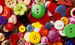 Buttons - Assorted - 500g