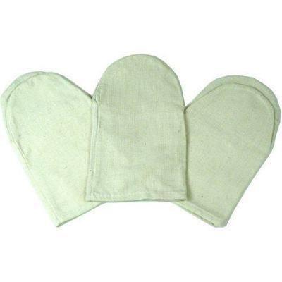 Cotton Hand Mitt Puppets - Pack of 6