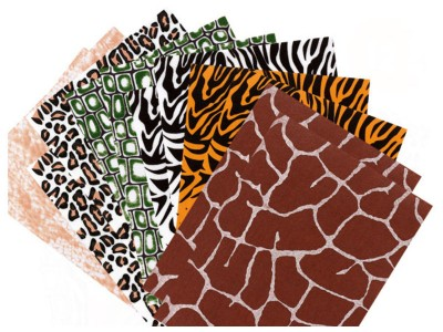 Safari Felt - Assorted - Pack of 12