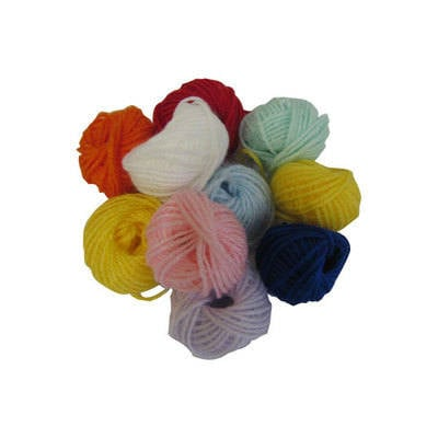 Tapestry Wool - Assorted - 10 x 10m