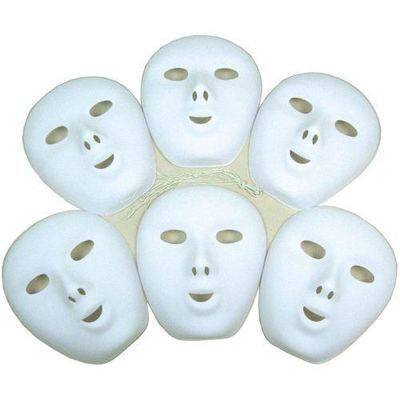 Flock Face Masks - Pack of 10