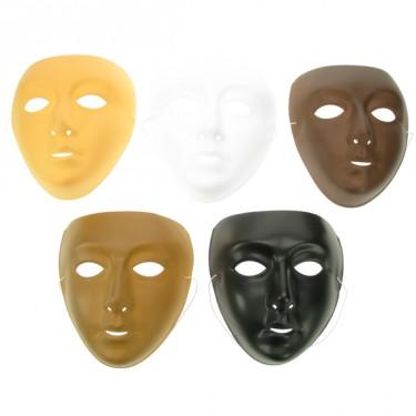Masks - Assorted Skintone - Pack of 10