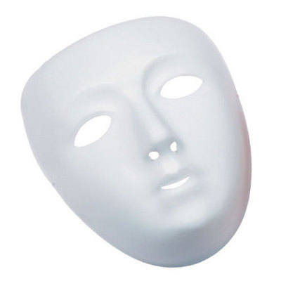 Masks - White - Pack of 10