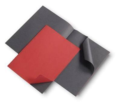 Sugar Paper Books - A4+ - Black Page - 32 Page - Pack of 25