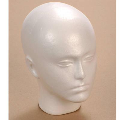 Polystyrene Head - Each