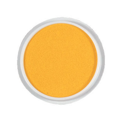 Sponge Paint Inking Pads - Yellow - Each