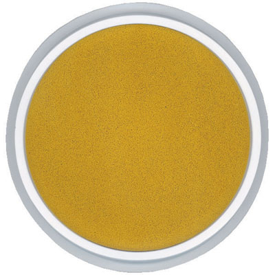 Sponge Paint Inking Pads - Gold - Each
