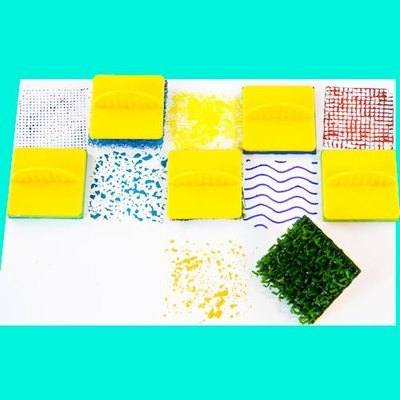 Texture Stampers - Assorted - Pack of 6