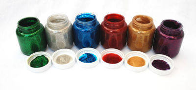 Glitter Paint Jars -100ml - Pack of 6