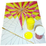 Glass Painting Sheets - A4 - Pack of 10