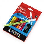 Berol Fabric Pens - Assorted - Pack of 12
