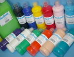 Schoolcraft Ready Mixed Paint - Assorted - Class Pack of 20 x 600ml