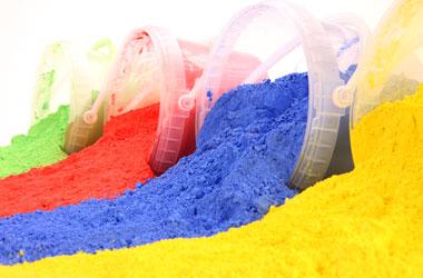 Blue Powder Paint - 10kg Bucket - Each