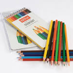 Berol Colourcraft Colouring Pencils - Assorted - Pack of 12