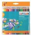 Derwent Lakeland Painting Pencils - Assorted - Pack of 24