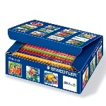 Staedtler Noris Club Colouring Pencils - Assorted - Class Pack of 144