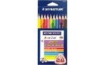 Staedtler Triplus Colouring Pencils - Assorted - Pack of 10