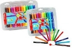 Stabilo Cappi Colouring Pens - Assorted - Pack of 12