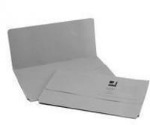 Foolscap Document Wallet - Grey - 285gsm - Pack of 50