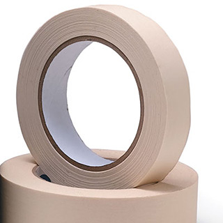 Masking Tape Roll - 25mm x 50m - Pack of 10