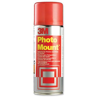 3M Photomount - 400ml Aerosol - Each