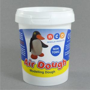Air Dough - White - 200g - Each