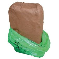 Air Drying Terracotta Clay - 12.5kg - Each