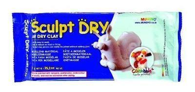 Air Drying White Clay - 500g - Each