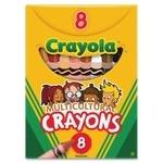 Crayola Multicultural Wax Crayons - Assorted - Pack of 8