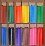 Plastix Crayons - Assorted - Class Pack of 300