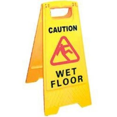 Wet Floor Sign - 60cm - Each