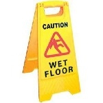Wet Floor Sign - 60cm - Each