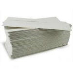 Paper Hand Towels - White - C-Fold - 1-Ply - Box of 2955